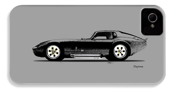 The Daytona 1965 IPhone 4 Case by Mark Rogan