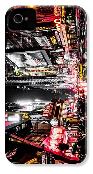 New York City Night II IPhone 4 Case