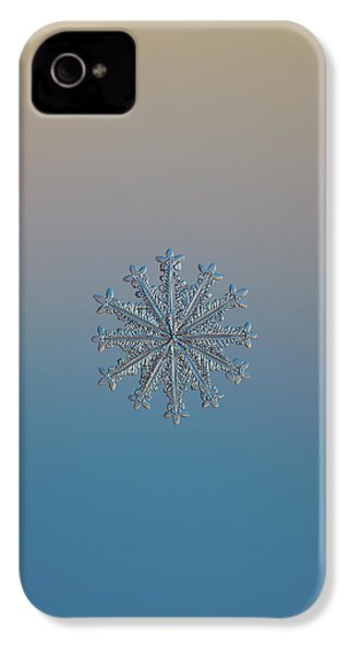 Snowflake Photo - Wheel Of Time IPhone 4 Case