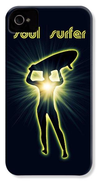 Soul Surfer IPhone 4 / 4s Case by Mark Ashkenazi