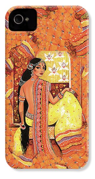 Bharat IPhone 4 Case by Eva Campbell
