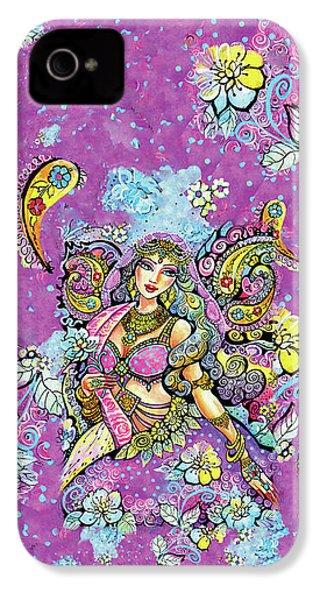 Laneenia IPhone 4 Case by Eva Campbell