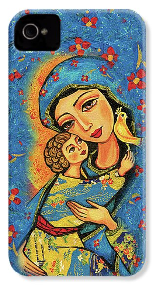 Mother Temple IPhone 4 Case by Eva Campbell