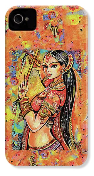 Magic Of Dance IPhone 4 Case by Eva Campbell