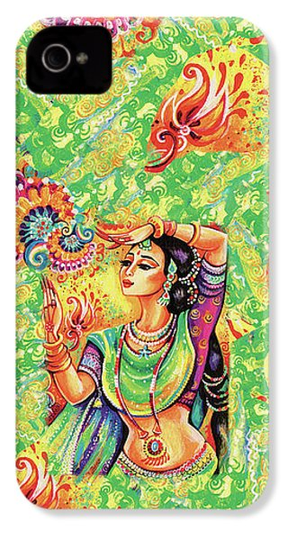 The Dance Of Tara IPhone 4 Case by Eva Campbell