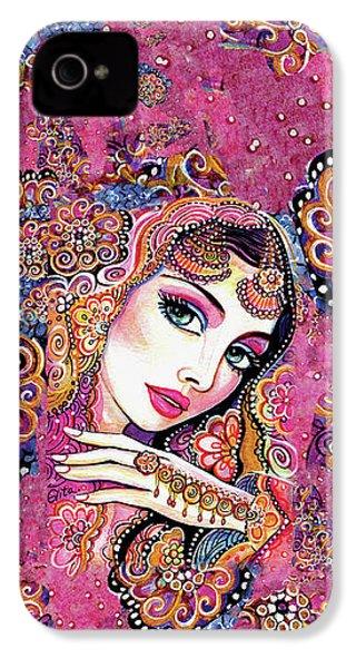 Kumari IPhone 4 Case by Eva Campbell