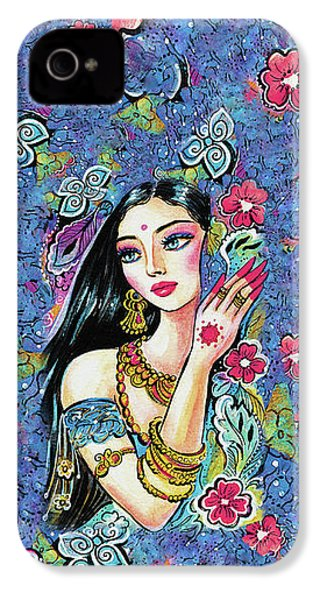 Gita IPhone 4 Case by Eva Campbell