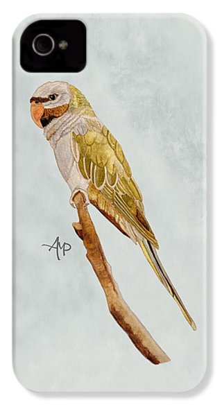 Derbyan Parakeet IPhone 4 Case