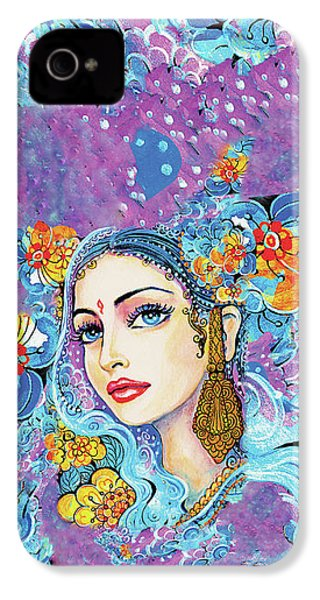 The Veil Of Aish IPhone 4 Case by Eva Campbell