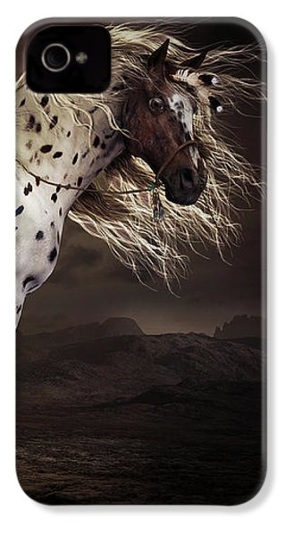 Leopard Appalossa IPhone 4 Case