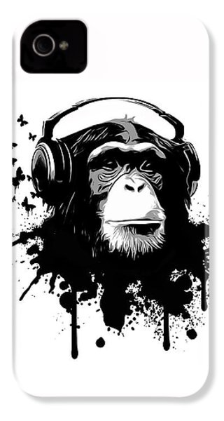 Monkey Business IPhone 4 Case