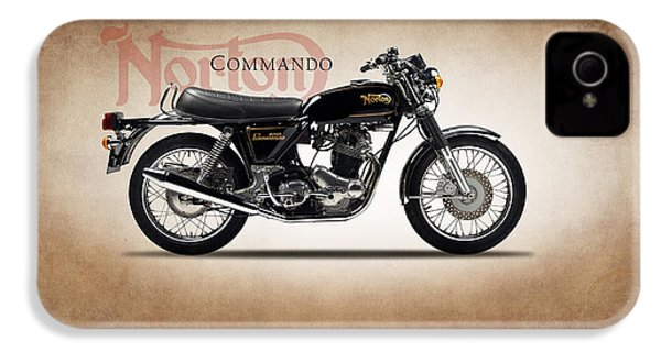 Norton Commando 1974 IPhone 4 Case