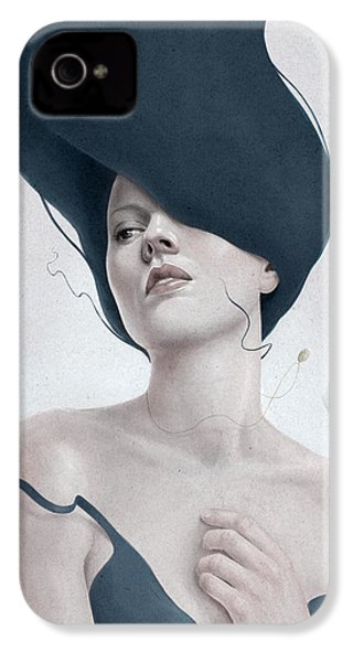 Ascension IPhone 4 Case by Diego Fernandez