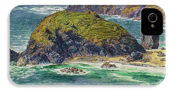 Asparagus Island IPhone 4 / 4s Case by William Holman Hunt