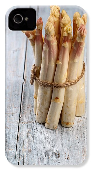 Asparagus IPhone 4 / 4s Case by Nailia Schwarz