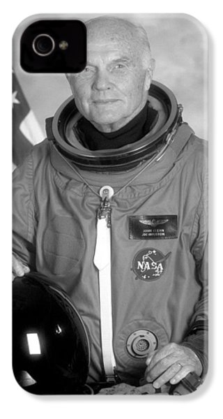 Astronaut John Glenn IPhone 4 Case