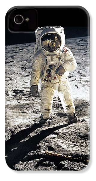 Astronaut IPhone 4 Case by Photo Researchers
