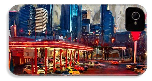 Atlanta Skyline 231 1 IPhone 4 Case