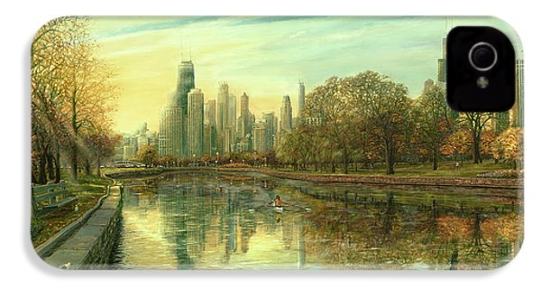 Autumn Serenity IPhone 4 / 4s Case by Doug Kreuger