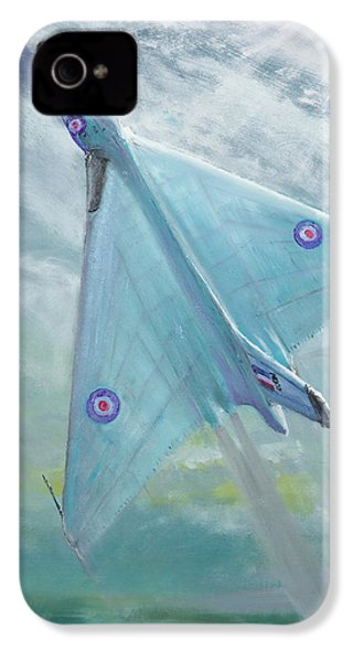 Avro Vulcan B1 Night Flight IPhone 4 / 4s Case by Vincent Alexander Booth