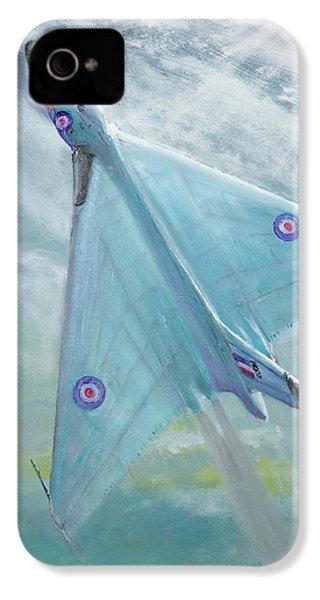 Avro Vulcan B1 Night Flight IPhone 4 Case by Vincent Alexander Booth