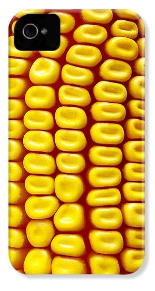 Background Corn IPhone 4 Case