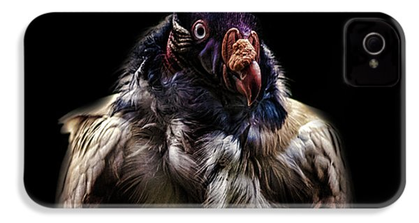 Bad Birdy IPhone 4 Case by Martin Newman