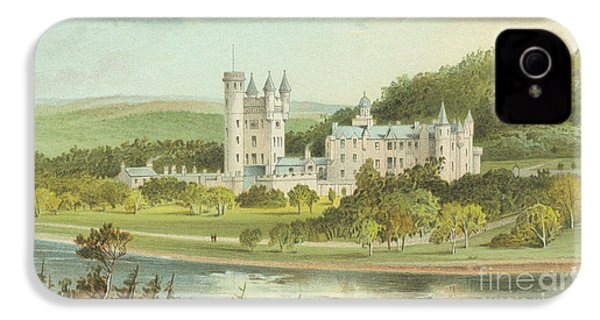 Balmoral Castle, Scotland IPhone 4 Case by English School