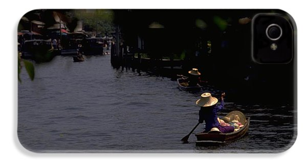 Bangkok Floating Market IPhone 4 Case