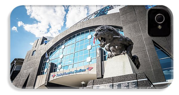 Bank Of America Stadium Carolina Panthers Photo IPhone 4 / 4s Case by Paul Velgos