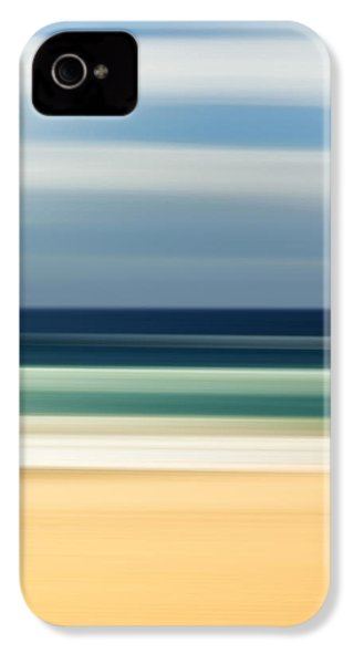 Beach Pastels IPhone 4 Case by Az Jackson