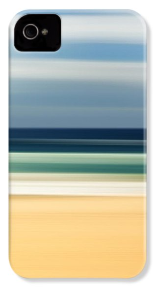 Beach Pastels IPhone 4 / 4s Case by Az Jackson