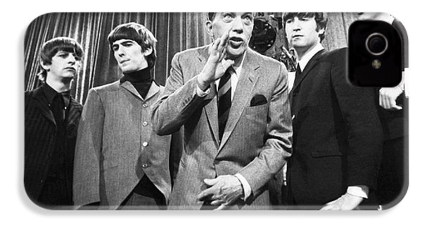 Beatles And Ed Sullivan IPhone 4 Case
