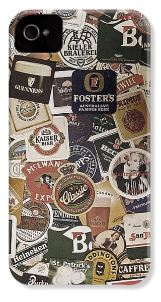 Beers Of The World IPhone 4 Case