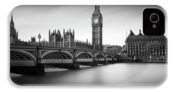 Big Ben IPhone 4 Case by Ivo Kerssemakers