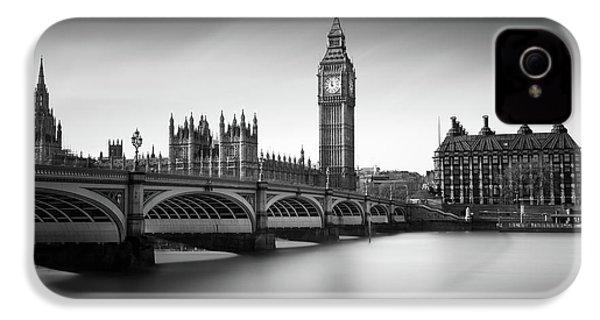 Big Ben IPhone 4 Case by Ivo Kerssemakers