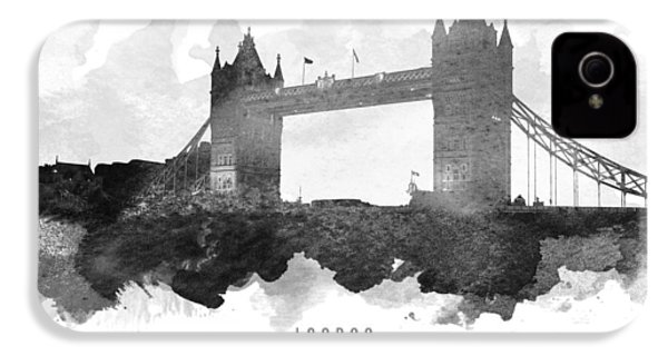 Big Ben London 11 IPhone 4 Case by Aged Pixel