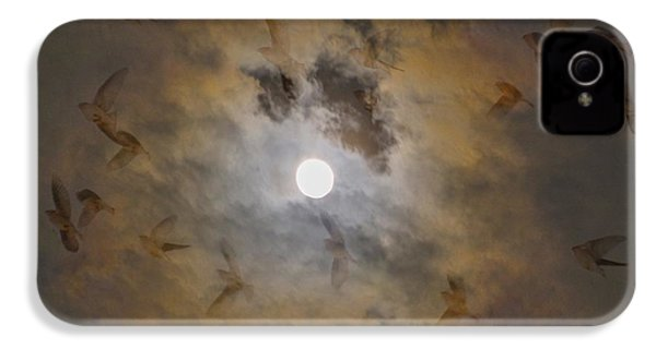 Bird Dreams IPhone 4 / 4s Case by Sue McGlothlin