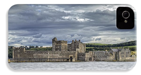 Blackness Castle IPhone 4 Case by Jeremy Lavender Photography