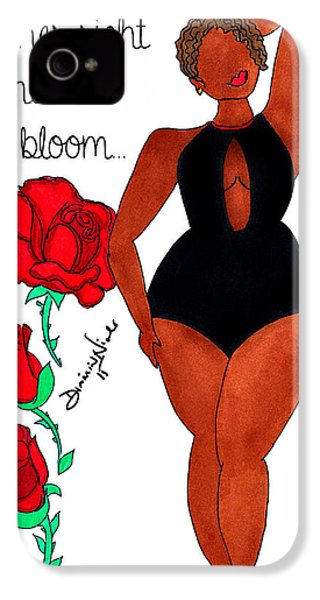 Bloom IPhone 4 Case by Diamin Nicole