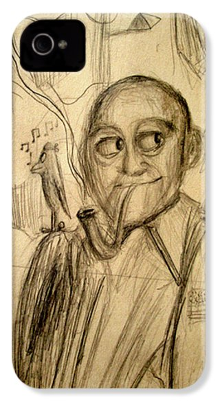Bob Hope's Dream IPhone 4 / 4s Case by Michael Morgan
