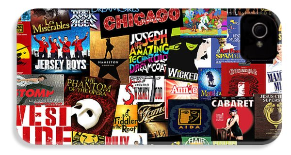 Broadway 3 IPhone 4 Case