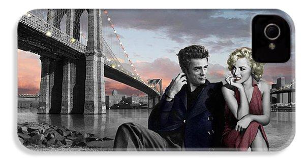 Brooklyn Bridge IPhone 4 / 4s Case by Chris Consani