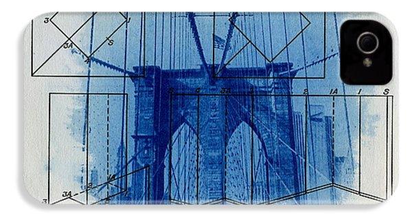 Brooklyn Bridge IPhone 4 Case