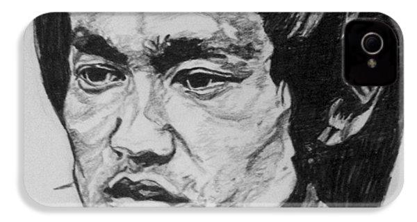 Bruce Lee IPhone 4 Case