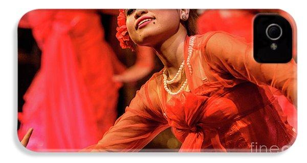 Burmese Dance 1 IPhone 4 Case by Werner Padarin