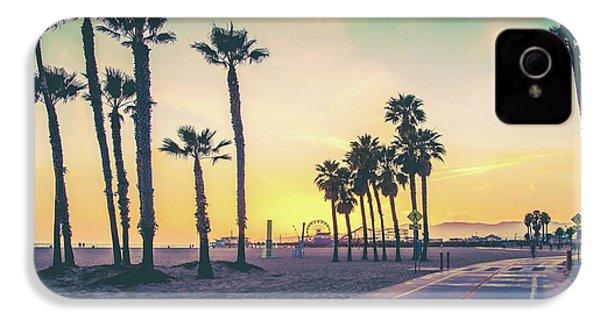 Cali Sunset IPhone 4 Case by Az Jackson