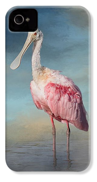Call Me Rosy IPhone 4 / 4s Case by Kim Hojnacki