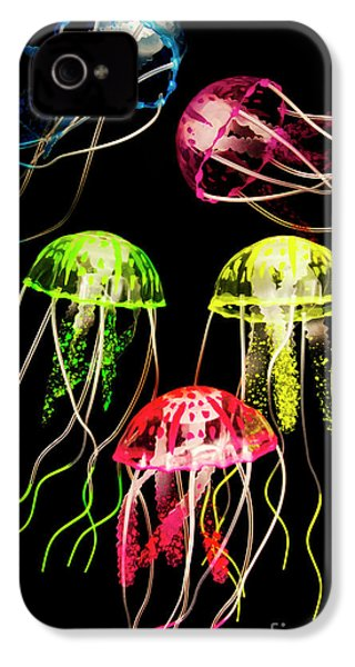 Captivating Connectivity IPhone 4 Case by Jorgo Photography - Wall Art Gallery