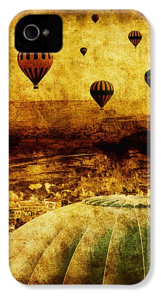 Cerebral Hemisphere IPhone 4 / 4s Case by Andrew Paranavitana
